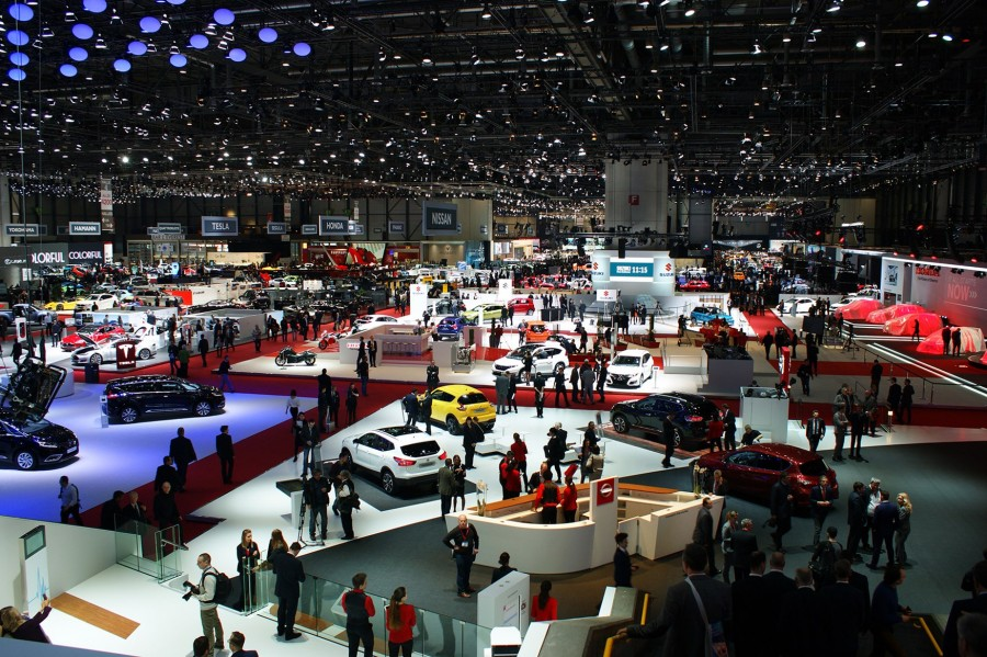 All About The Geneva Motor Show Facts And Tips Evagenevacom - Geneva car show