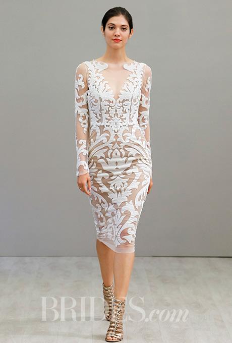 Hayley Paige Wedding Dresses Spring 2016 007